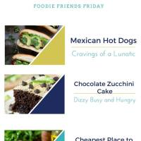 Foodie Friends Friday Linky Party #226