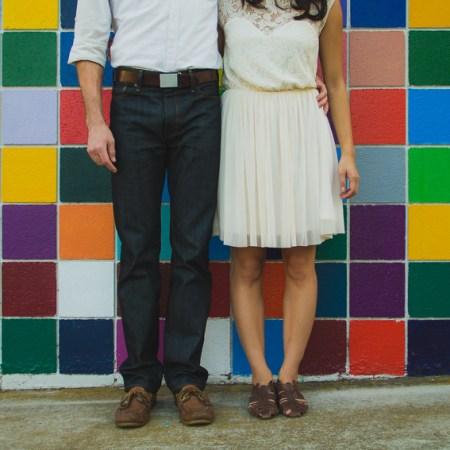 Cine Farms Denver Engagement Photographer