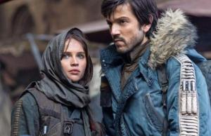 cassian andor Rouge One