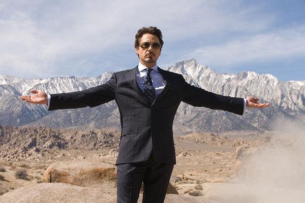 Melhores filmes com Robert Downey Jr. - Homem de Ferro