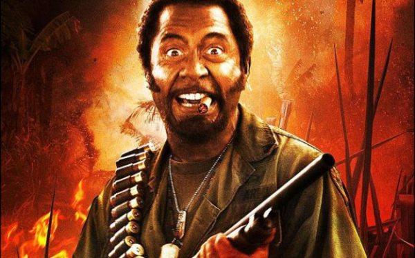 Melhores filmes com Robert Downey Jr. - Trovão Tropical