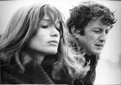 Olga Georges-Picot et Claude Rich (photo éditions Montparnasse)
