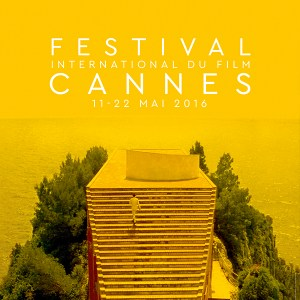 Affiche officielle du FESTIVAL DE CANNES 2016