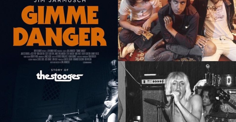 « Gimme danger » quand Jarmusch raconte THE STOOGES