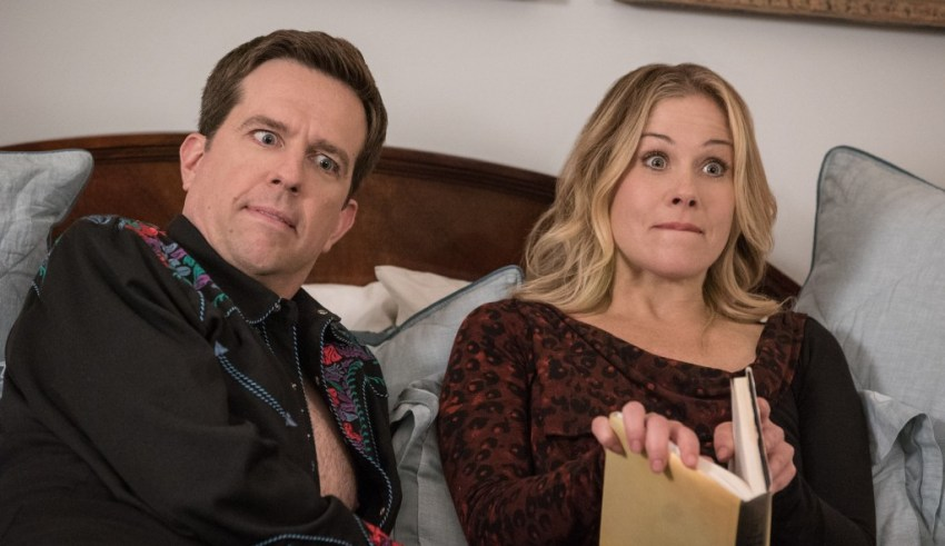 """Ed Helms and Christina Applegate star in Warner Bros. Pictures' """"Vacation"""""""