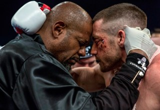 "Forest Whitaker and Jake Gyllenhaal star in The Weinstein Company's ""Southpaw"""
