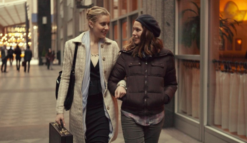 "Greta Gerwig and Lola Kirk star in Fox Searchlight' ""Mistress America"""