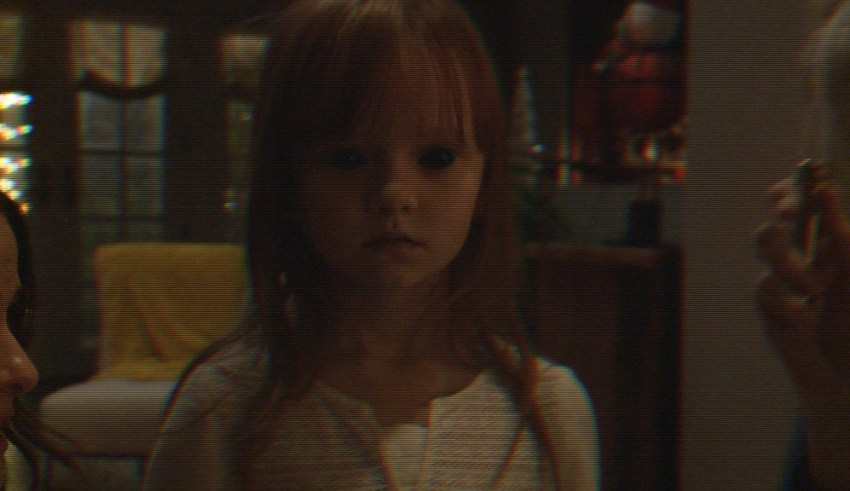 Ivy George stars in Paramount Pictures' PARANORMAL ACTIVITY: THE GHOST DIMENSION