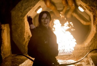 Jennifer Lawrence stars in Lionsgate's THE HUNGER GAMES: MOCKINGJAY PART 2