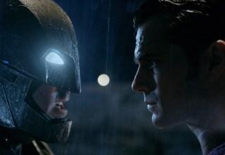 Ben Affleck and Henry Cavill star in Warner Bros. Pictures' BATMAN v SUPERMAN