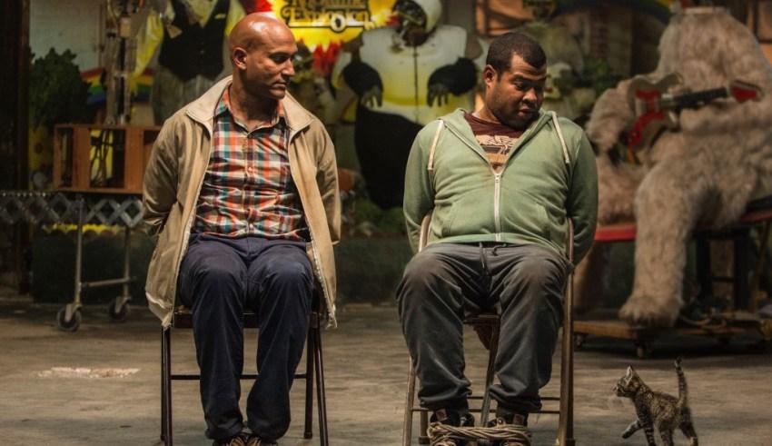 Key and Peele star in Warner Bros. Pictures' KEANU