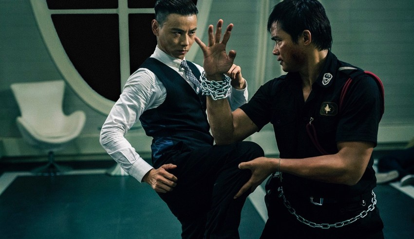 Zhang Jin and Tony Jaa star in Well Go USA's KILL ZONE 2 (SPL2: A TIME FOR CONSEQUENCES)