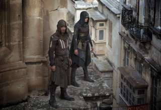 Michael Fassbender and Ariane Labed star in 20th Century Fox's ASSASSIN'S CREED