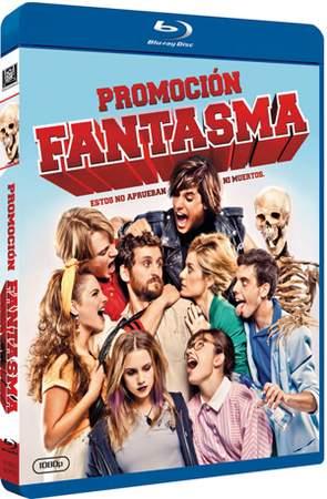 Blu-ray de Promoción Fantasma.