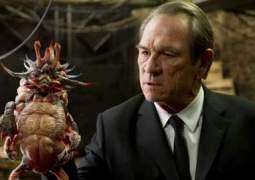 Tommy Lee Jones en Men in Black 3.