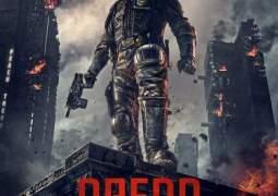 Dredd 3D, póster final.