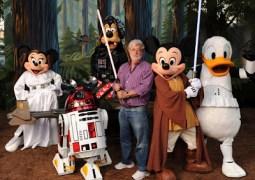 Disney compra Lucasfilm.