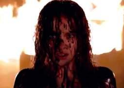 Chloe Moretz es Carrie.