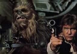 Harrison Ford es Han solo.