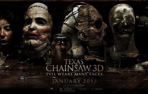 La Matanza de Texas 3D.