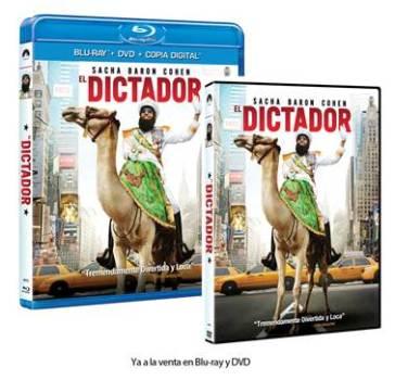 Carátulas de 'El Dictador'.