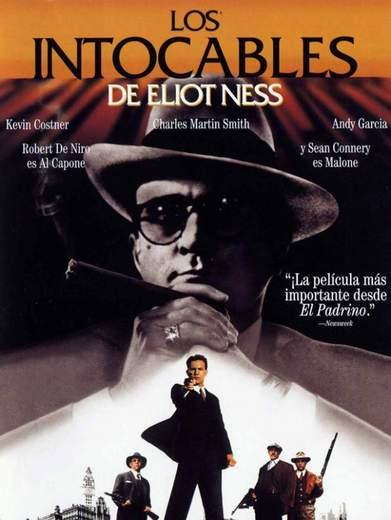 Póster de 'Los Intocables de Eliot Ness
