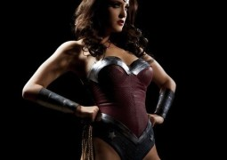 Kimberly Kane es Wonder Woman