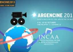 Argencine 2013.