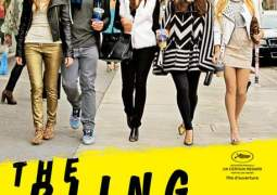 "Póster de The Bling Ring""."