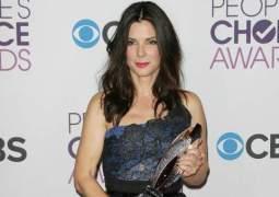 Sandra Bullock en los Premios Peoples Choice
