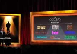 La quiniela de Cineralia para los Premios Oscar 2014