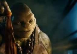 Imagen del trailer de Las Tortugas Ninja