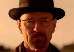 Bryan Cranston es Heisenberg