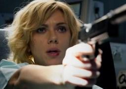 Lucy arrasa en la Taquilla de cine americana