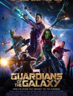 Detalles Guardianes de la Galaxia 2