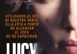 Lucy número 1 de la Taquilla de cine española