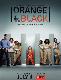 Póster de la serie Orange is the new black