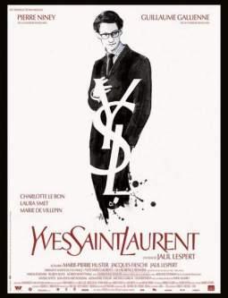 Póster de Yves Saint Laurent