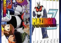 Mazinger Z estrena el Box 7 de su estupenda colección completa en Blu-ray