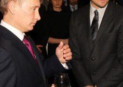 Leonardo DiCaprio será Vladimir Putin en el cine