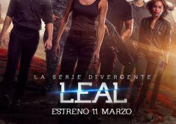 "Concurso ""La Serie Divergente: Leal"". Terminado"