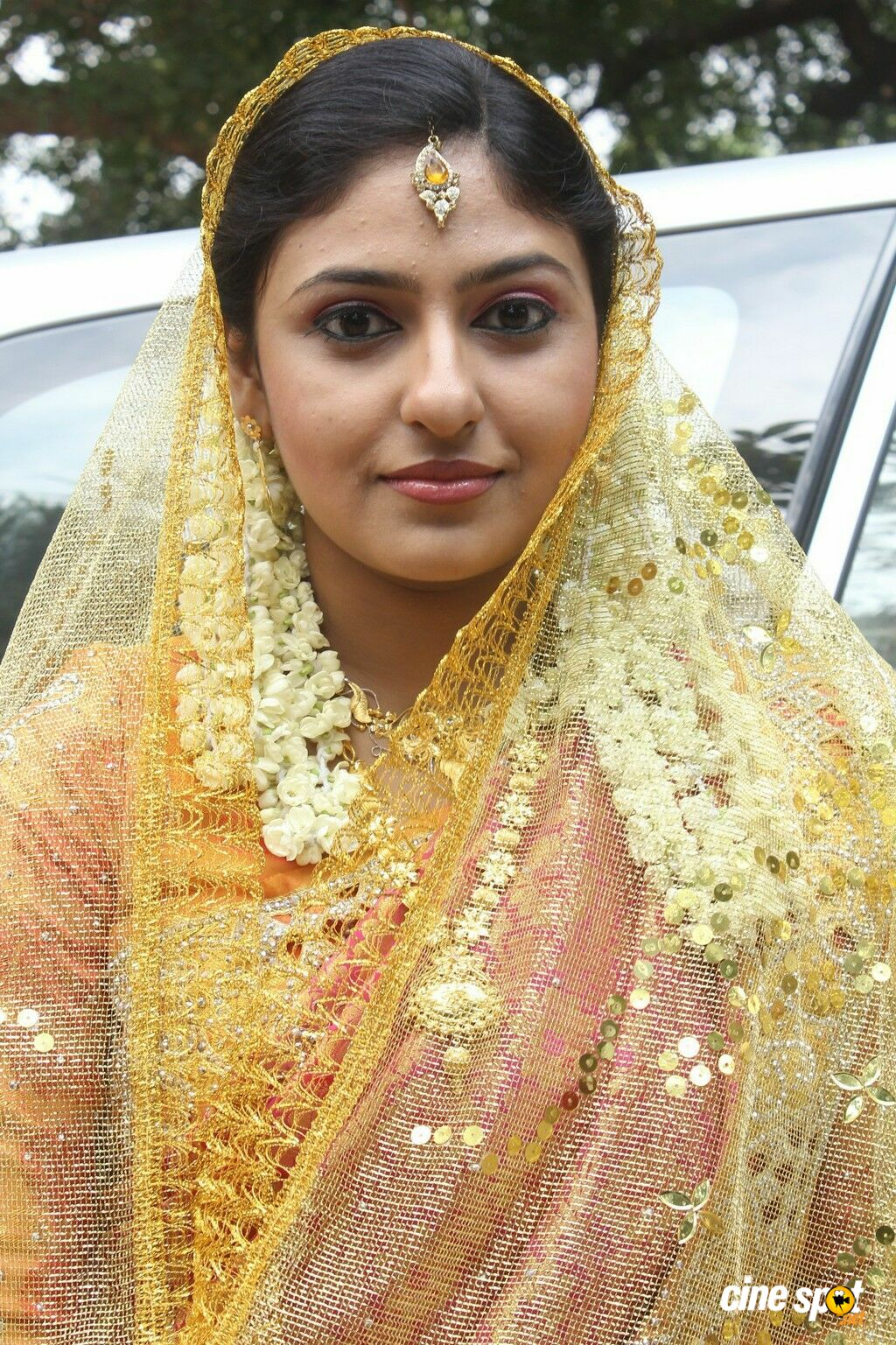 Dubai Beautiful Girl Wallpaper Monica Rahima Wedding Photos 7