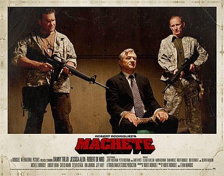 """Mostra del Cinema di Venezia 2010: nuova clip v.m. di """"Machete"""""""