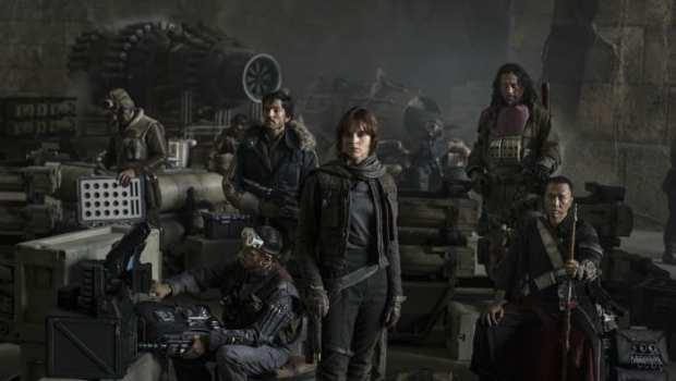 """""""Rogue One: a Star Wars story"""", una nuova saga ha inizio"""