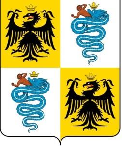 Ducato di Milano, casato degli Sforza, stemma
