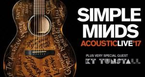 Simple Minds Acoustic tour