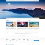 Aegean WordPress Template