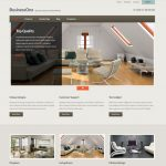 Business 1 WordPress Template