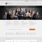 Business 2 WordPress Template