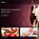 Beaute WordPress Template